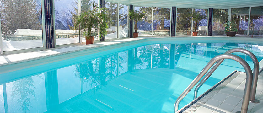 Hotel Ibiza indoor pool